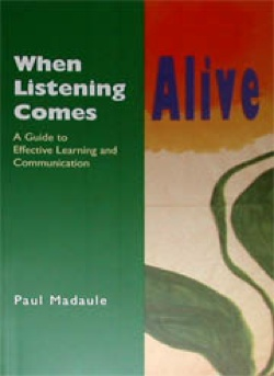 Book Cover - When Listening Comes Alive